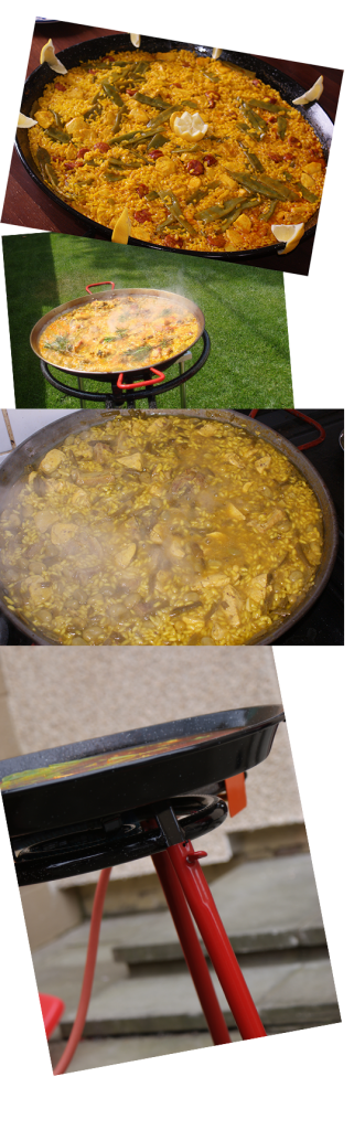 Paella Chef Edinburgh